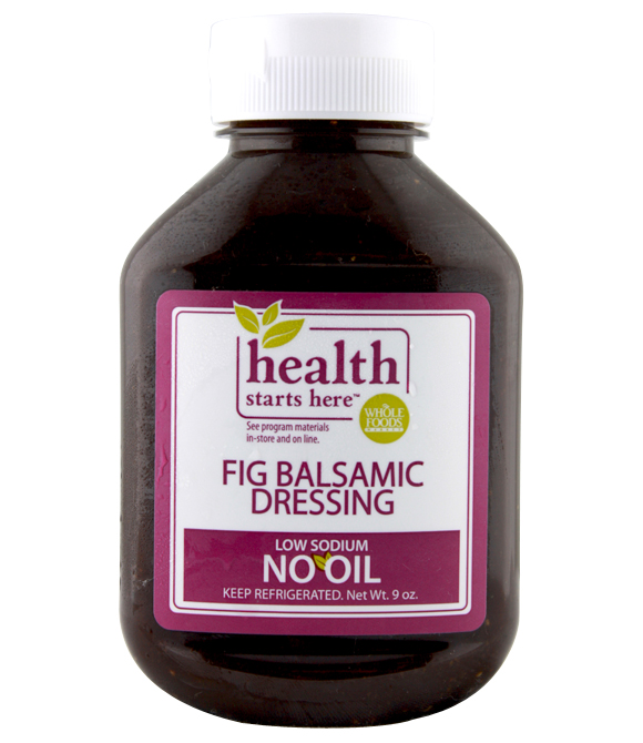 Fig Balsamic Dressing Whole Foods