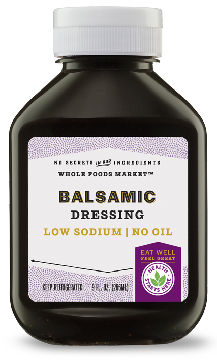 Balsamic Dressing  Logo