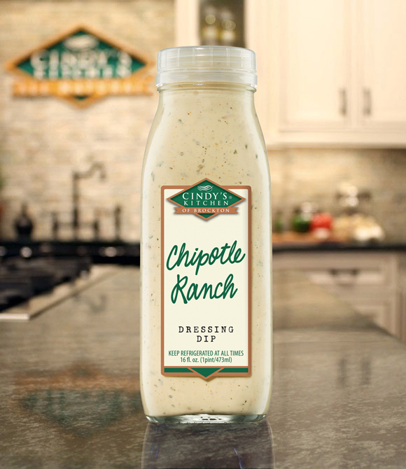 Chipotle Ranch Logo