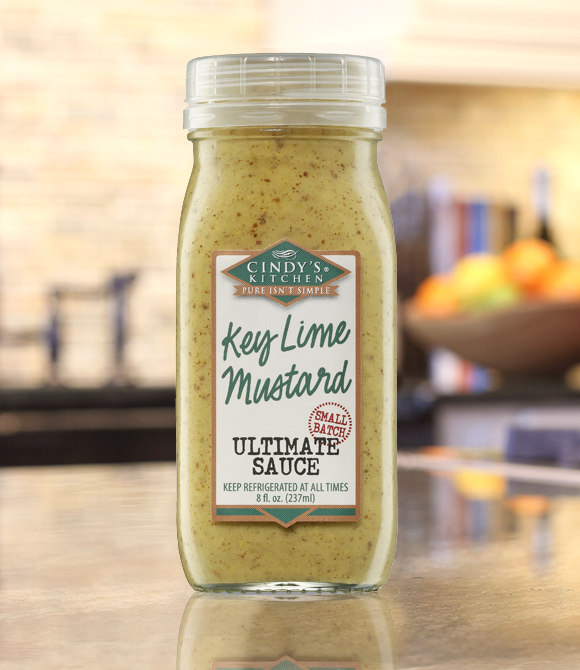 Key Lime Mustard Logo