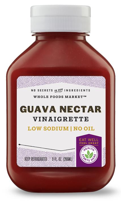Cindy\'s Kitchen Product:Guava Nectar Vinaigrette