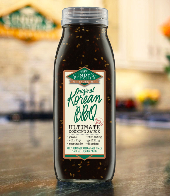 Cindy\'s Kitchen Product:Original Korean BBQ Sauce