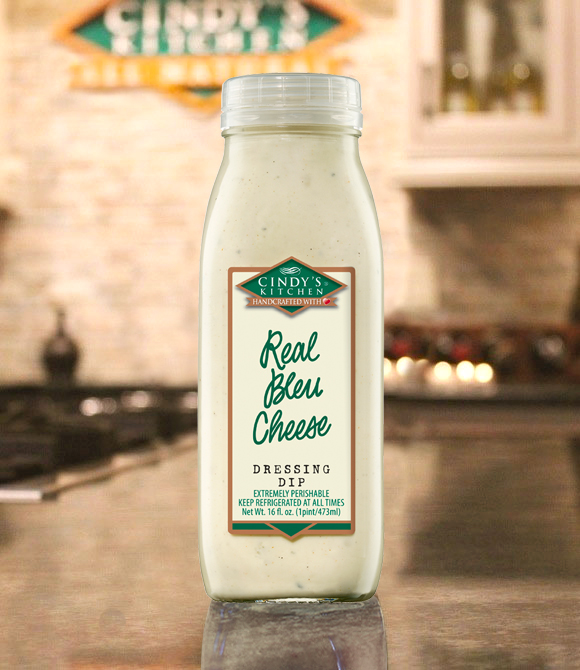 Cindy 39 s kitchen product real bleu cheese Dressing a kitchen