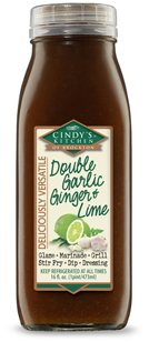 Double Garlic Ginger & Lime  Image