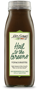 Mrs. Green's Hail to the Greens Vinaigrette Image