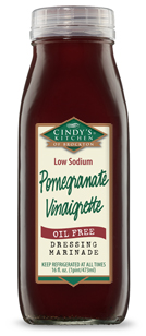 Pomegranate Vinaigrette (Oil Free)  Image