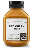 Whole Foods Market Red Curry Sauce Image